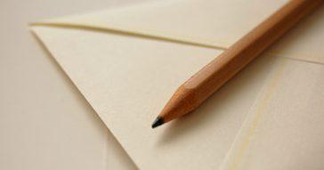 天国の父へ送る手紙