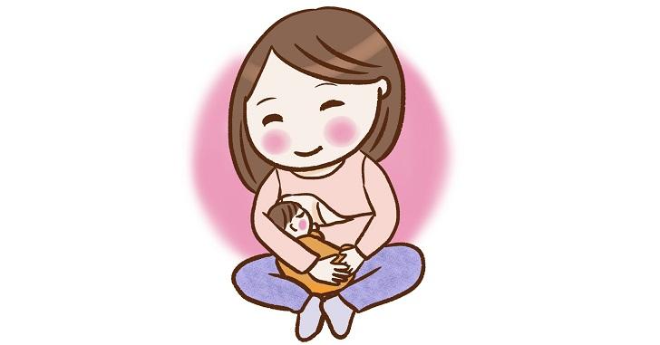 赤ちゃんの便秘はドロっと母乳が原因かも?