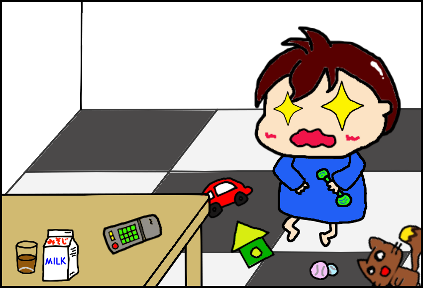 育児漫画_悪気は無い_1