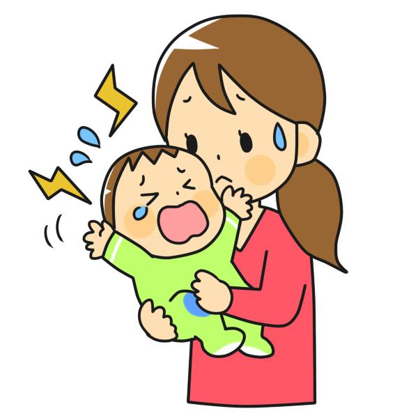 赤ちゃんの病気や怪我/悩む前に#8000小児救急電話相談