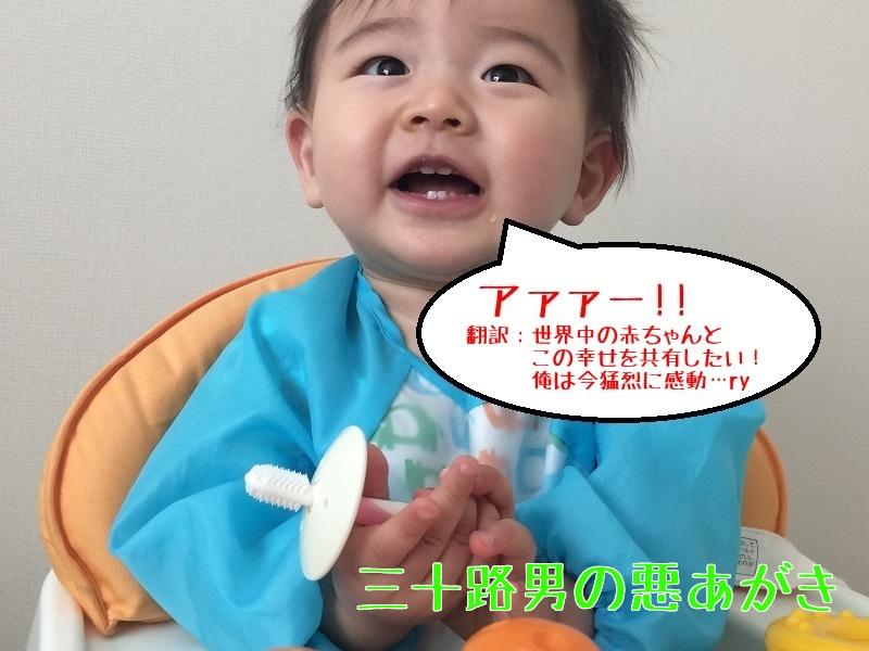 乳児_歯磨き_練習4