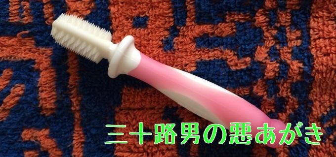 歯磨きを嫌がらない為の準備