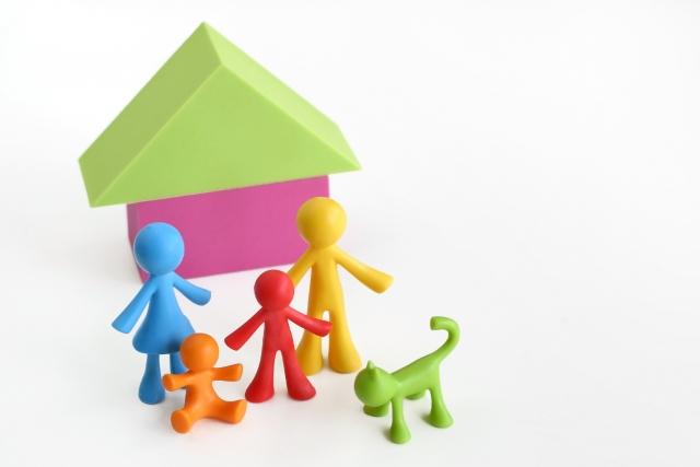 家族構成と年収