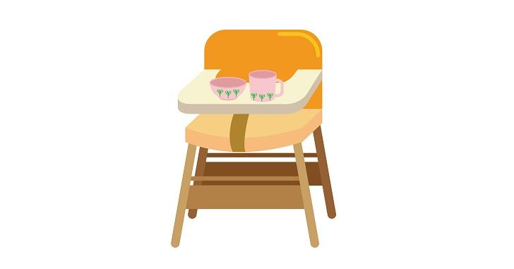 0歳から子ども・大人まで使える椅子/今一番欲しい子育て用品