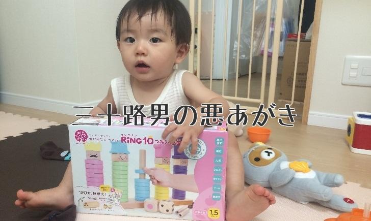 はじめてのつみき(RING10)つみきの王国