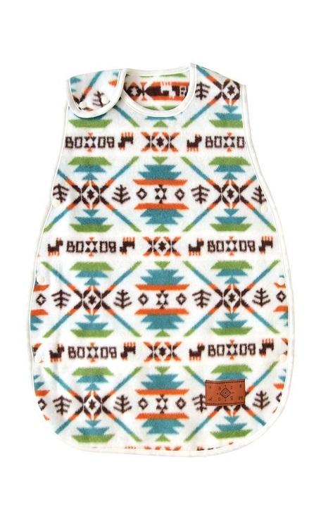 ボボ BOBO ティピー 綿毛布スリーパー