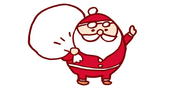 【クリスマス特別企画】サンタさんは本当にいるってことを証明します