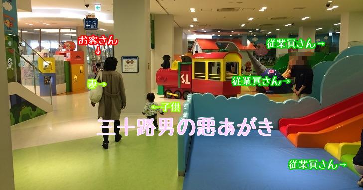 アンパンマンミュージアム_平日_混雑