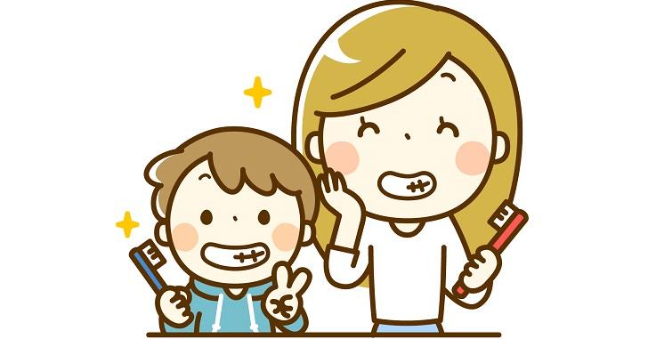 歯磨きを嫌がる子供には「パント!」のリズムが効果的?