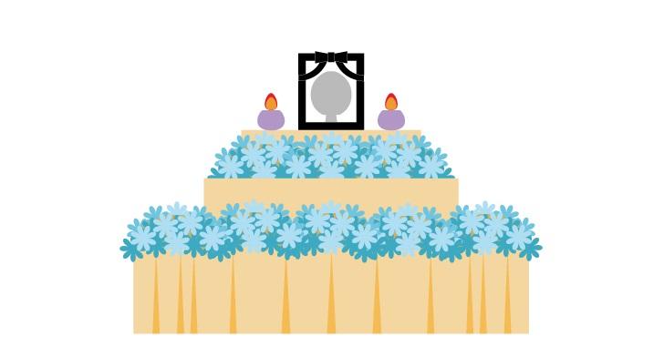 人が死んだらかかる費用/最低限の家族葬で見送った場合の記録