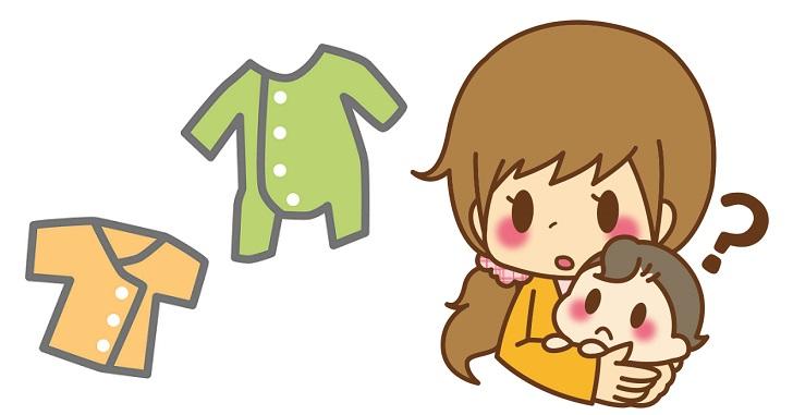 赤ちゃん服_正しいサイズの選び方