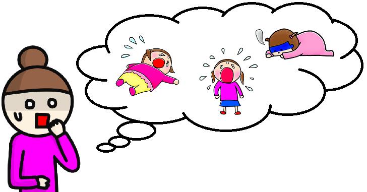 『二人目の出産、入院中に上の子が心配』を事前に解消してみた