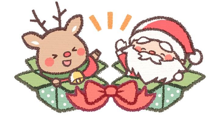 クリスマスプレゼント_鉄板