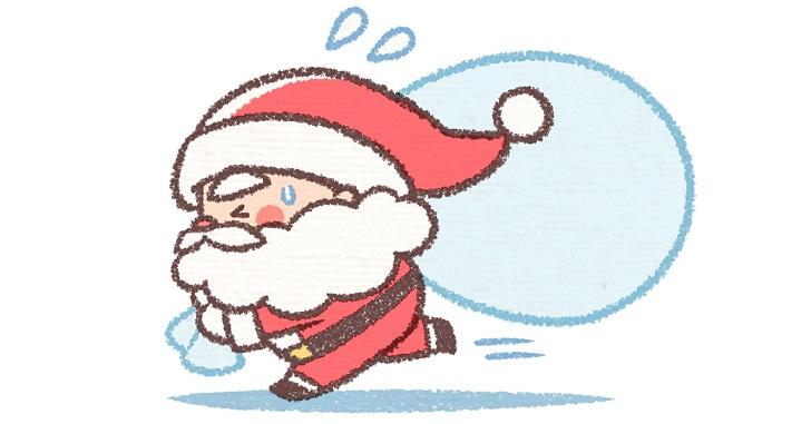 クリスマスプレゼントで大失敗