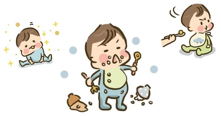 子供の食べこぼしにイライラしたら真っ先に読んで欲しい記事
