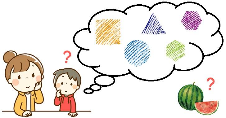 子どもは相手の顔を形で認識している?3歳児の独特過ぎる覚え方